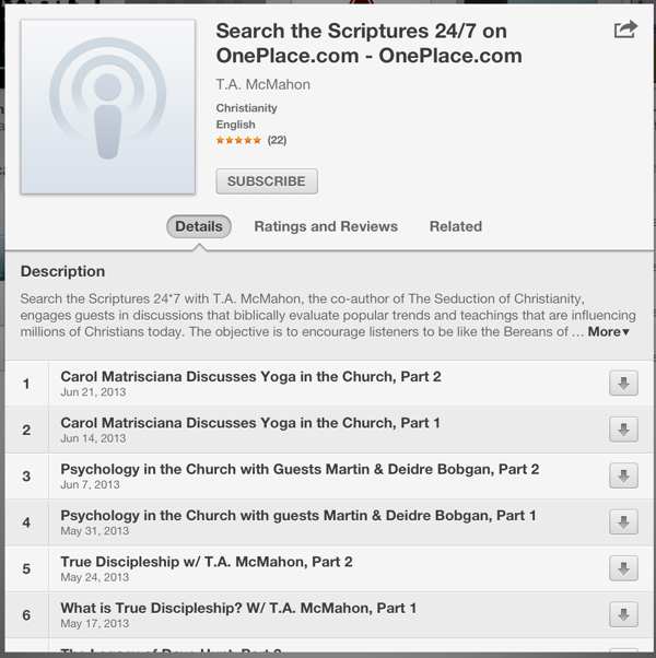 Subscribe to a podcast on an iPad 2