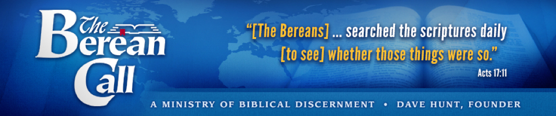 The Berean Call logo